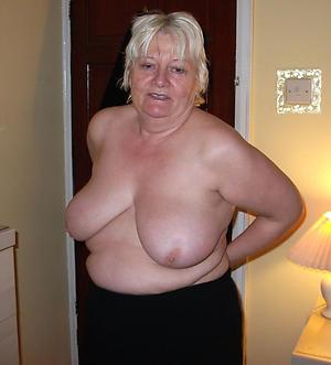 Handsome older mature granny nude pics