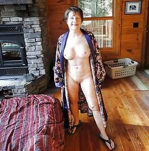 Nude older mature granny pics