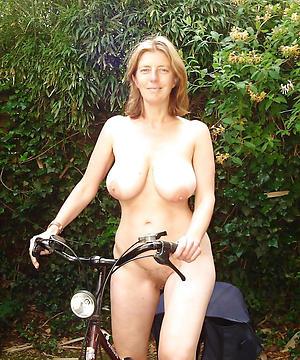 Amazing nude beamy tit matures photos