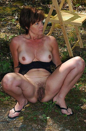 Sexy mature hairy photos