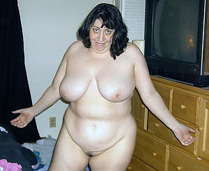 Amazing sex-crazed broad in the beam mature pics