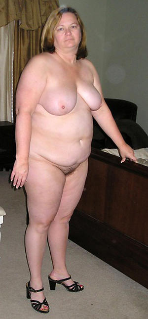 Best pics of horny chubby mature