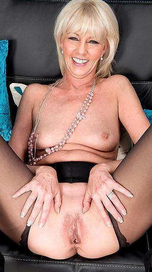 Naked single mature women