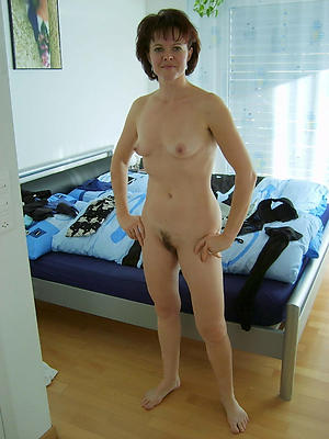 Inexperienced matures with small tits