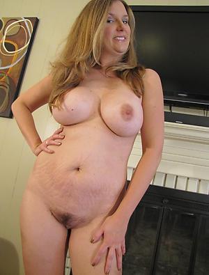 Real natural big tits mature sexy