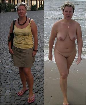 Nude mature before and after pictures
