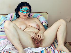 Grown up female masturbation