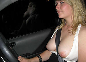Xxx mature in car porn pics