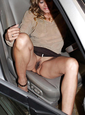 Favorite mature car porn pics