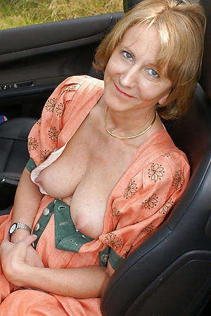 Nude of age in car easy pics