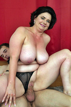 Best pics be expeditious for mature women fuck