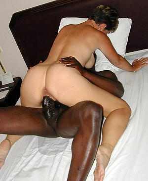 Mature amateur interracial free porno