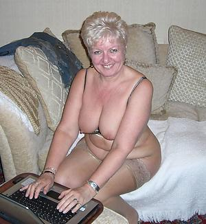 Slutty mature naked older women