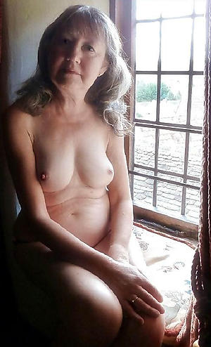 Favorite older mature pussy