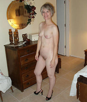 Horny of age ladies in high heels