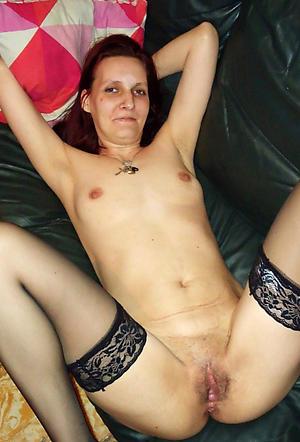 Amateur pics of closely-knit tit mature women