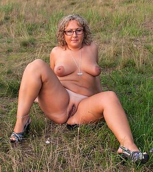 Favorite full-grown women in glasses naked pics