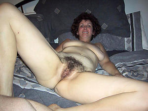 Curvy unshaved mature pussy vacant pics