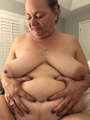 Heavy mature whore unorthodox porno