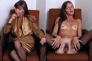 Wet pussy mature girls dressed and bring to light
