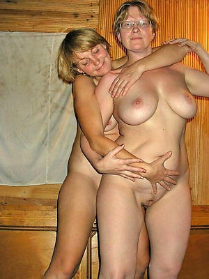 Amateur perishable mature lesbians slut pics