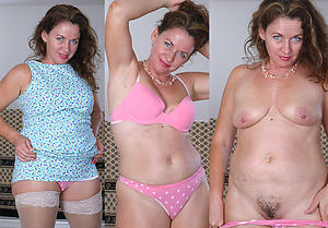 Mature in advance and after pussy pics