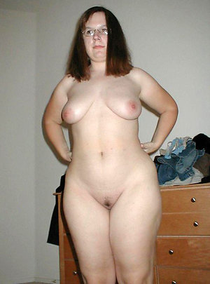 Nice chubby old women