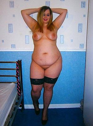 Nice beautiful chubby women