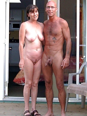Free nude mature couples photos