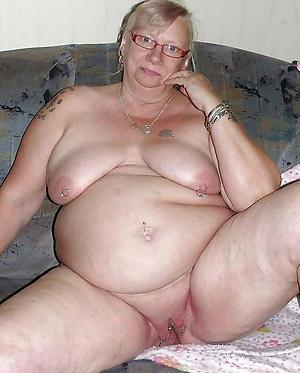 Inexpert mature grandmothers porn pics