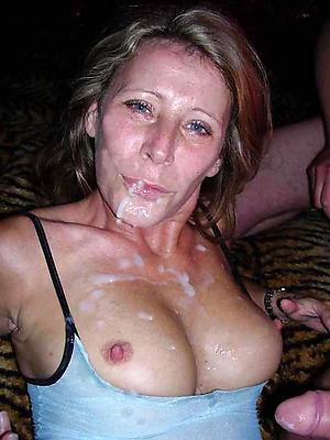 Wet pussy mature cumshots pictures