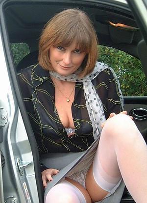 Muddied pussy adult wife upskirt