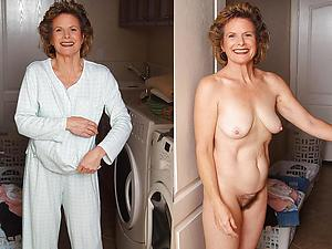 Amateur pics of free mature before and after
