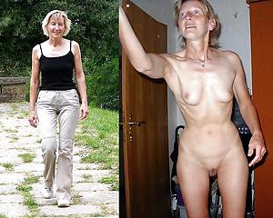Best mature before and after porn pics