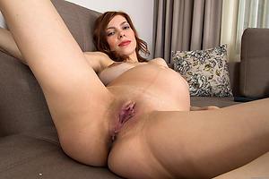 Sexual intercourse pics of titillating mature pregnant