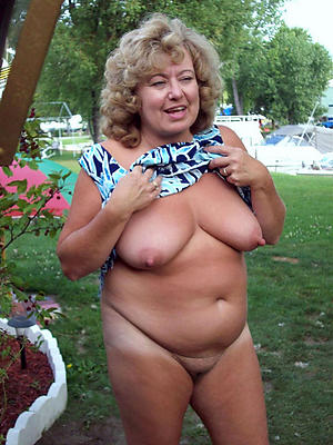 Stale naked mature housewives photo