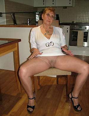 Gorgeous mature pantyhose gallery