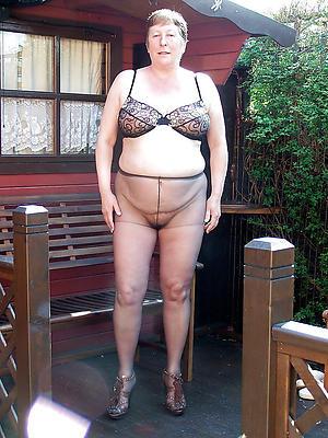 Fresh of age pantyhose pic