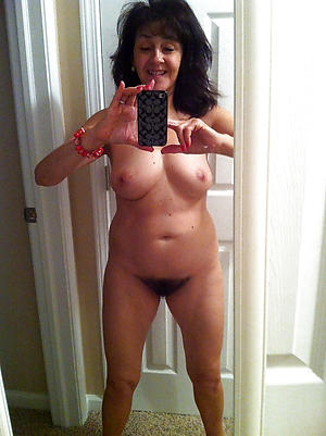 Really naked of age selfies porn pics