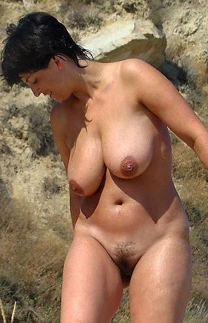 Pretty hairy natural mature unconcealed photos