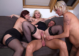 Pretty mature group sex hot pics