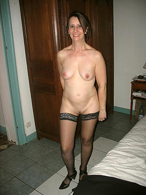 Xxx full-grown sexual congress all over stockings photo