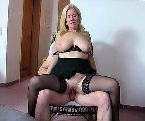 Sexy mature sex in stockings slut pics
