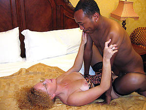 Undeniably mature wife interracial