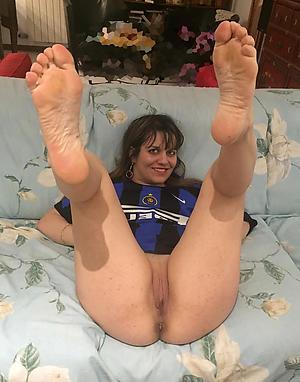 Gorgeous mature feet fetish unconforming pics