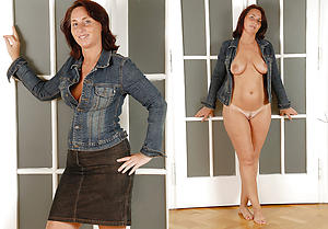 Amateur pics of dressed undressed wife