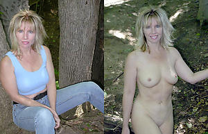 Naughty dressed undressed wife