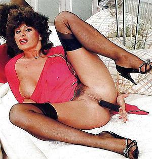 Hot vintage mature ladies slut pics