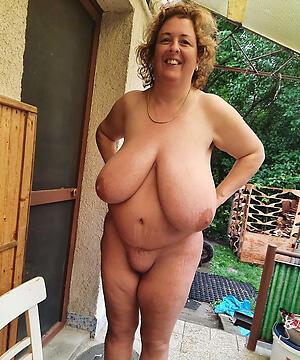 Naked german amateur mature