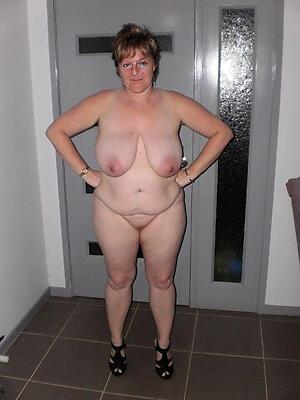 Beautiful mature german tits photo